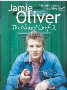 Cooking- Jamie Oliver - The Naked Chef 2 Cook Book