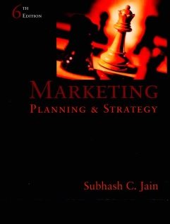 Marketing, Planning And Strategy