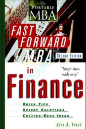 The Fast Forward MBA in Finance - John A. Tracy